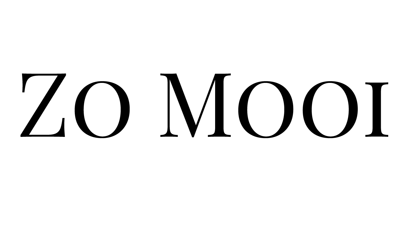 Zo Mooi